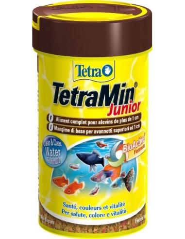 TETRAMIN JUNIOR GR.30/ML.100 TETRA