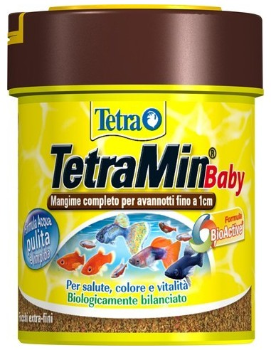 TETRAMIN BABY GR.30/ML.66 TETRA